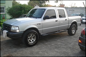 Ford Ranger XL 4x2 2.8 PS TGV (8b60)