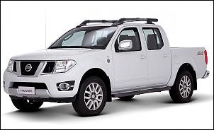 Frontier 10 Anos, comemorando a produção desde de 2002 da Nissan Frontier no Brasil