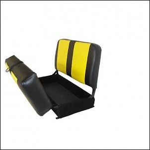 TN500 banco amarelo