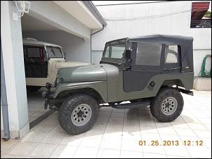 Willys CJ5 75