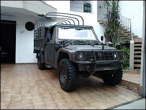 JPX Picape Militar