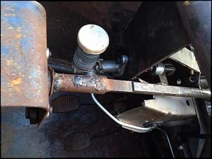 embrenhagem hidraulica pedal