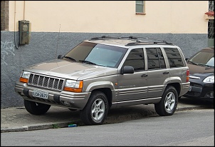 Jeep Grand Cherokee Limited LX 5.9 V8 1998