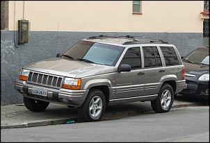 Jeep Grand Cherokee Limited LX 5.9 V8 1998