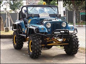Jeep cj5 mastercooler