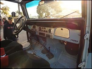 Toyota interior
