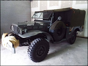 DODGE WC-52 (PATA CHOCA) - 1942