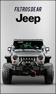 Filtros Para Jeep