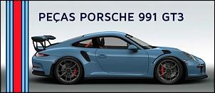 Porscha 991 gt3