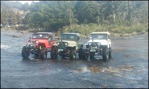 Fotos do meu jeep ao longo do tempo e passando por todas suas fases