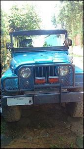 Junior - Jeep Willys