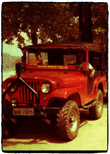 Jeep Quadro
