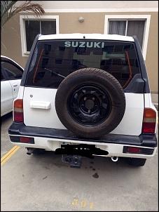 Vendo Suzuki Vitara 97 COMPELTO - 2017 VISTORIADO