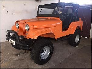 jeep 79 - laranja