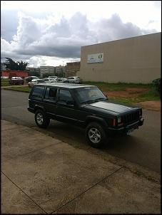 Jeep Cherokee Rubicon 1998 Automático