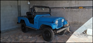 Jeep Willys 66