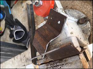 IMG 2677 fazendo um fixador de balanço lateral e afastando o suporte do chassi