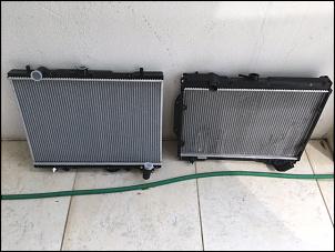 radiadores diferentes para o mesmo modelo de  L200