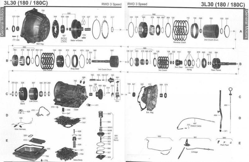 manual do mec u00e2nico cambio autom u00e1tico th180