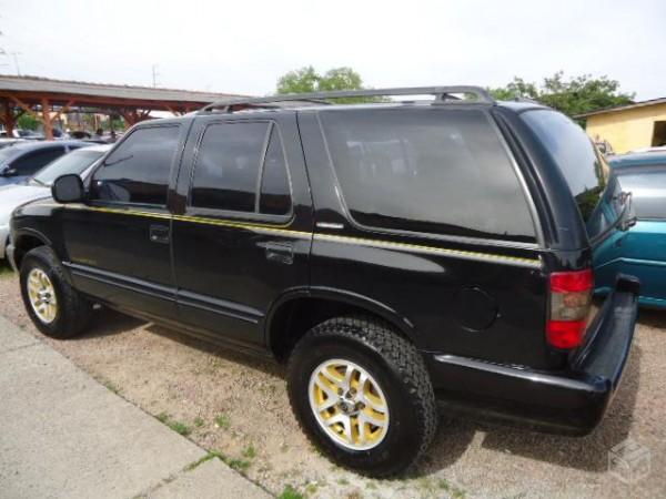 Primeiro carro, blazer executive 1999