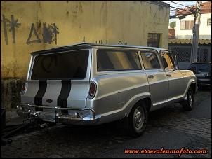 Chevrolet  D10  e  D20  modelos estranhos-veraneio-traseira-longa.jpg
