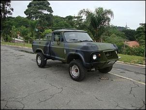 Chevrolet  D10  e  D20  modelos estranhos-c10-80-militar.jpg