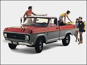 Chevrolet  D10  e  D20  modelos estranhos-d10-folder-83-linda.jpg