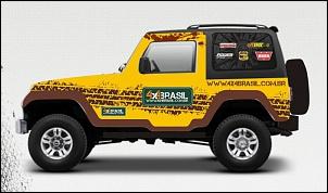 Projeto - 4x4BR Car - Adesivagem 4x4Brasil-adesivagem-troller-marrom-02.jpg