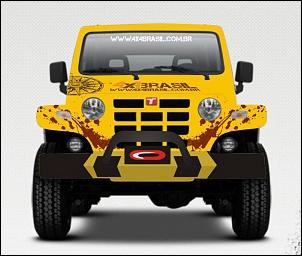 Projeto - 4x4BR Car - Adesivagem 4x4Brasil-adesivagem-troller-marrom-04.jpg
