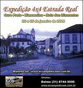 Eco Expedições - Calendário de Expedições 4x4 para 2009 e 2010-cartaz-diamantina-2009.jpg