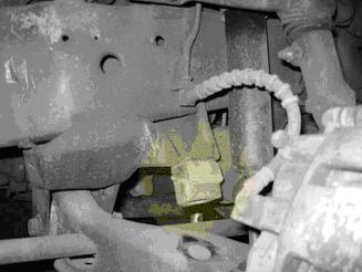 Batentes Suspens 227 O Dianteira Ranger 2002