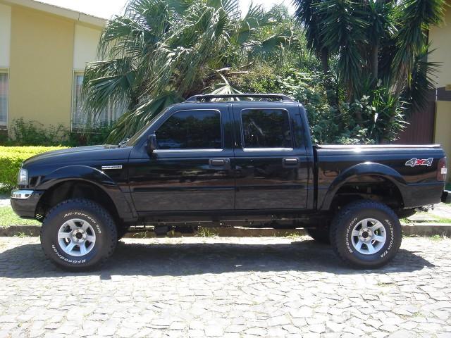 D Levantar Camionete Com Barra De Torcao Conforto X Altura Ranger on Dakota Ford 4x4