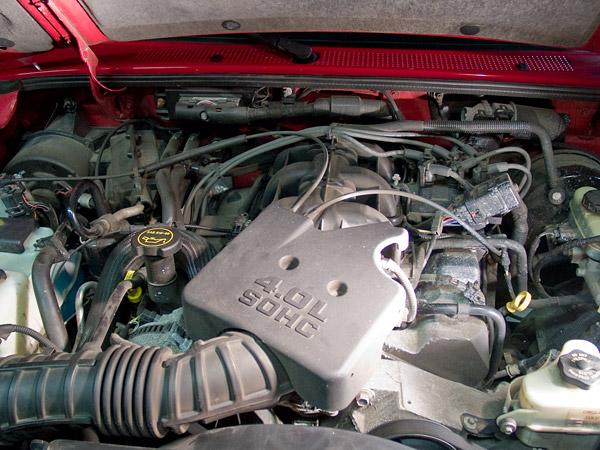 D Acabei De Comprar Um Ford Explorer Xlt X V A Ford Four Liter Engine on 2001 Ford Ranger Motor