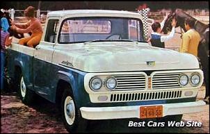 Gerações da pick up Ford F 1000  ( F Series)-ford100-ano-65-passeio.jpg