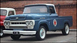 Gerações da pick up Ford F 1000  ( F Series)-ford100-ano-65.jpg