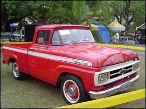 Gerações da pick up Ford F 1000  ( F Series)-ford-f100-68.jpg