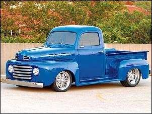 Gerações da pick up Ford F 1000  ( F Series)-f100-azul.jpg
