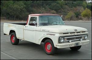 Gerações da pick up Ford F 1000  ( F Series)-f100-62-original-3.jpg