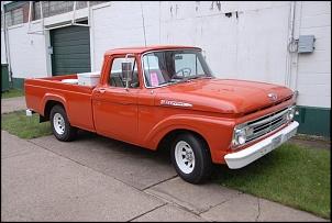 Gerações da pick up Ford F 1000  ( F Series)-f100-64-original-6.jpg
