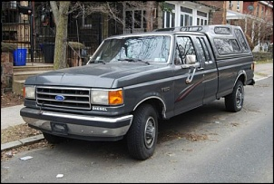 Gerações da pick up Ford F 1000  ( F Series)-f100-88-super-cab-f150-06.jpg
