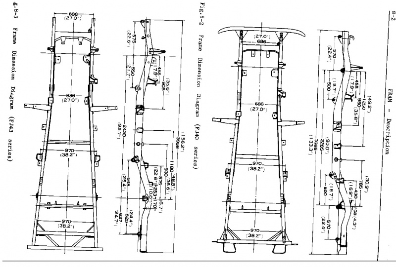 1955 2nd series chevy truck wiring diagram alinhamento de chassis e medidas  alinhamento de chassis e medidas