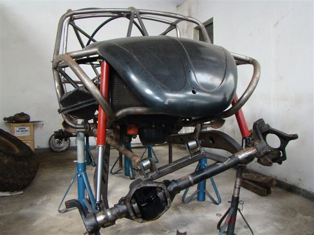 Beetle Buggy Build Still Has Some Zuk Stuff Pirate4x4