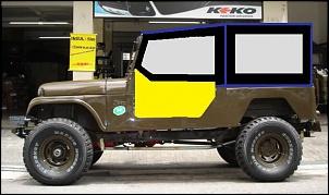 CJ5 1970 - Mais uma saga-esboco-capota-jeep3.jpg