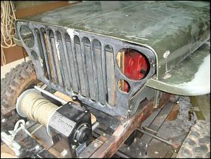 """CJ3A - 1951 """"Mula Mecânica""""-suporte-radiador-e-outros-045.jpg"""