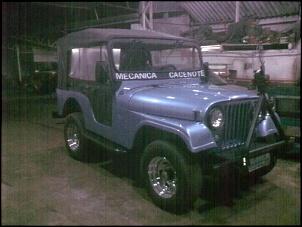 Jeep 4 x 4 CJ5 1958 - TRANCA TRILHA-imagem0033.jpg