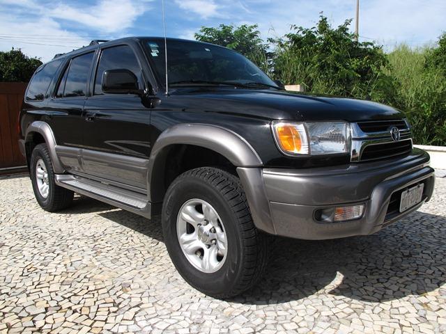 Hilux Sw4 2001 2001 Autom 225 Tica Gasolina Raridade Chegou
