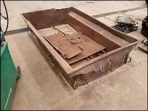 Restauração reboque militar anfíbio M100 1/4 TON-20141002_105008.jpg