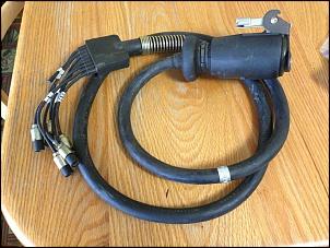 Restauração reboque militar anfíbio M100 1/4 TON-inter-vehicular-cable.jpg
