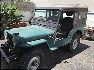 """"""" Milico """"  -  Jeep Willys Cj3a 1951-img_3739.jpg"""