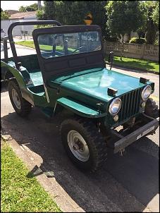 """"""" Milico """"  -  Jeep Willys Cj3a 1951-img_3764.jpg"""